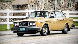 volvo north america volvo 240 turns 40 autoweek