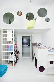 Amazing Hideaway Spaces For Kids Bunk Bed Small Spaces And Kids S - Suspended bunk beds