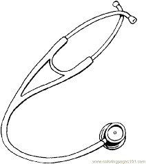 doctor tools coloring pages printable classroom ideas
