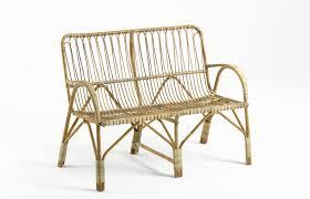 All Weather Wicker Outdoor Furniture Terrain - 10 easy pieces wicker sofas made modern gardenista sourcebook