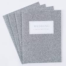 silver wedding invitations glittery wedding invitations pack of 20 only 3 99