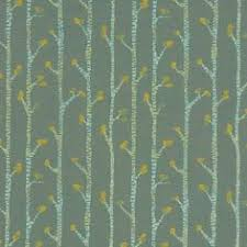 Martha Stewart Upholstery Fabric 42 75 Yd Turin Surf Green Contemporary Upholstery Fabric 50572