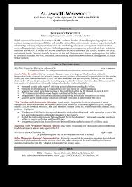 Finance And Insurance Manager Resume Hotel And Restaurant Ojt Resume Sample Major Corrections Thesis