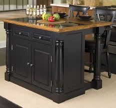black walnut kitchen island top modern kitchen island design