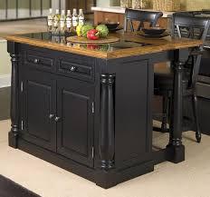 Black Walnut Kitchen Island Top Modern Kitchen Island Design