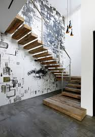 Industrial Stairs Design Mansfield Residence By Adeet Madan Loft Stairs Lofts And Industrial