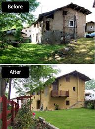 house renovation before and after before and after borga nari renovating italy oh this makes me