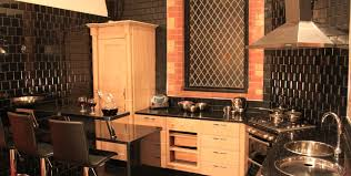 Limed Oak Kitchen Cabinets by Limed Oak Kitchen
