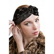 velvet headband coralie black velvet headband