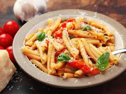 cuisine cherry fast and easy pasta with blistered cherry tomato sauce recipe