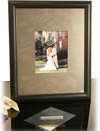 wedding autograph frame signature frames archives to and hold wedding store