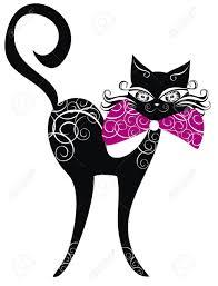 Halloween Black Cat Silhouette Halloween Kitten Images U0026 Stock Pictures Royalty Free Halloween
