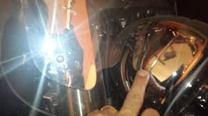 adjusting a yamaha roadstar windshield youtube