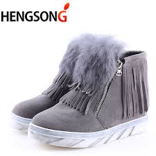 shoes s boots s boots 2017 winter shoes flats with increased platform
