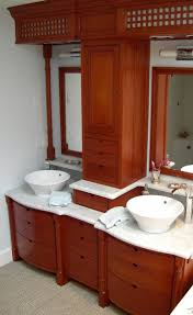 Custom Made Bathroom Vanity 160 Best Bathroom Design Images On Pinterest Bungalow Bathroom