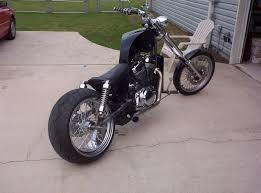 yamaha 750 virago bobber posted image motos pinterest bobbers