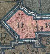 Baltimore City Map Baltimore City 1935 Ward 11