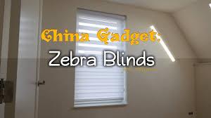 china gadget zebra blinds aliexpress youtube