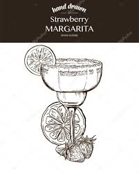 strawberry margarita cartoon imagesthai com royalty free stock images photos illustrations