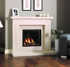 the firegrate the beckford limestone fireplace suite with it