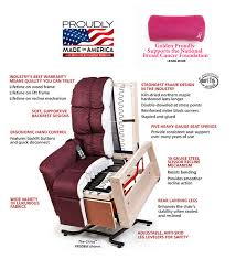Lift Chair Recliner Medicare Golden Technology Oxford Traditional Style Power Lift Chair