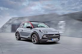 opel adam 2016 opel adam rocks s revealed