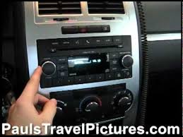 dodge charger sound system 2010 dodge charger sxt oem stock stereo system volume test