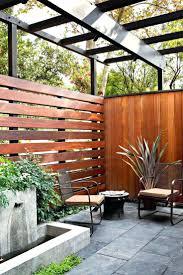 Privacy Fencing Ideas For Backyards Interior Backyard Fence Ideas Lawratchet Com
