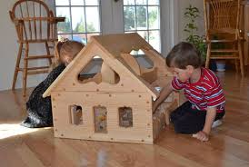 Best Eco Friendly Dollhouses From by Dollhouse Inhabitots Part 3