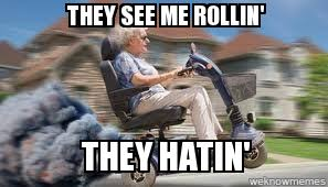 They See Me Rollin Meme - they see me rollin meme they see me rollin they hatin