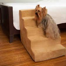 doggie steps for bed amazing dog stairs for beds all modern home designs