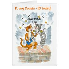 cousin birthday cards cousin birthday greeting cards cousin