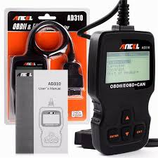 obd2 car diagnostic scanner universal ad310 obd scanner fault code