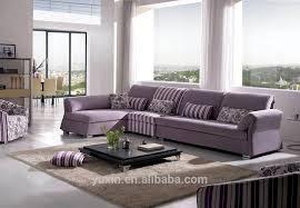 modern living room furniture sets new arrival modern living room wooden furniture corner sofa set