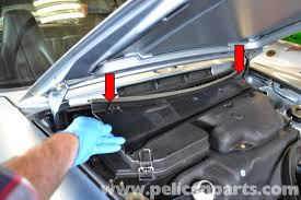 pelican technical article porsche 993 gauge removal and bulb
