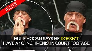 Big Penis Meme - hulk hogan says he doesn t have a 10 inch penis and claims he