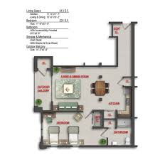 Ada Floor Plans by About Saucon Valley Manor