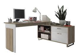 Schreibtisch 90 Cm Tief Bega 39 730 68 Manager Eck Schreibtisch Eiche Sonoma Dekor Tisch