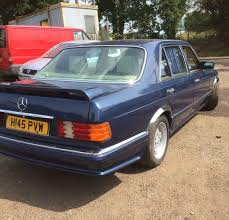 mercedes for sale by owner frank bruno s mercedes on ebay find or are you blind