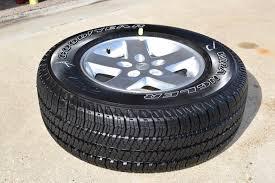 jeep wrangler sport rims jeep wrangler sport wheels tire package set of 5 oem factory
