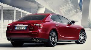maserati ghibli red updated maserati ghibli and ghibli s now available in malaysia