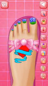 nail art foot spa nail salon games for free online girls mafanail