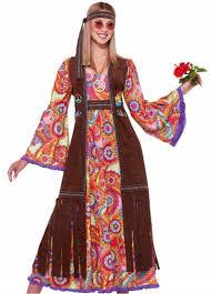 Hippie Halloween Costumes Vestido Hippie Retro Costumes Boho Fashion