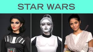 star wars transformation time lapse disney video