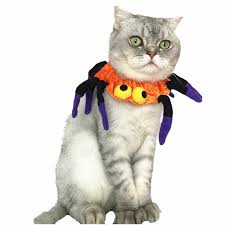 Spider Dog Halloween Costume Compare Prices Funny Dog Collar Shopping Buy Price