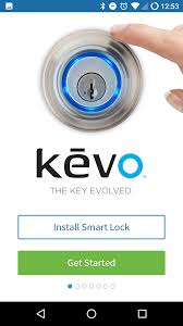 kevo smart lock 2nd gen android unlocks more functionality for