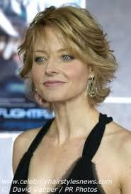 how to cut a shaggy hairstyle for older women choppy shoulder length cuts over 60 foster has a long