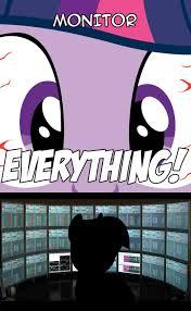 Meme Monitor - 56810 meme monitor everything safe twilight sparkle