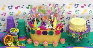 Barney Birthday Party Decoration Ideas Party Themes Inspiration