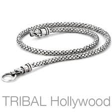 silver necklace australia images Silver chains for men tribal hollywood jpg